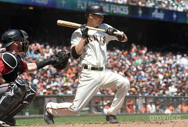 San Francisco Art Print featuring the photograph Kelby Tomlinson by Thearon W. Henderson