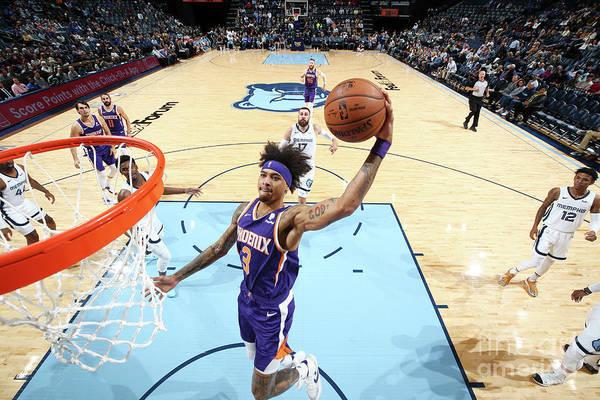 Nba Pro Basketball Art Print featuring the photograph Kelly Oubre by Joe Murphy