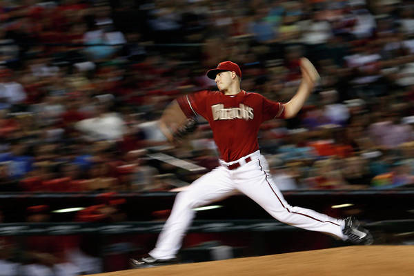 People Art Print featuring the photograph Patrick Corbin by Christian Petersen