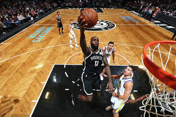 Nba Pro Basketball Art Print featuring the photograph Quincy Acy by Nathaniel S. Butler