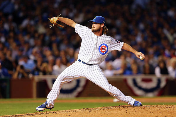 Second Inning Art Print featuring the photograph Travis Wood by Elsa