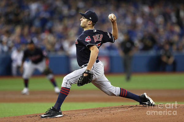 People Art Print featuring the photograph Trevor Bauer by Elsa