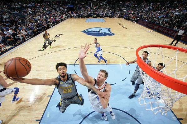 Nba Pro Basketball Art Print featuring the photograph Tyler Dorsey by Joe Murphy
