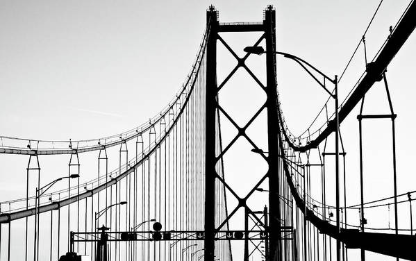 Pole Art Print featuring the photograph San Francisco by Znz