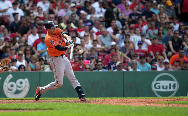 People Art Print featuring the photograph Carlos Correa by Rich Gagnon