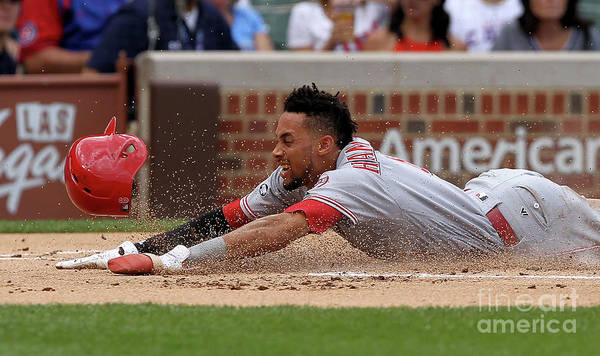 Three Quarter Length Art Print featuring the photograph Billy Hamilton by Dylan Buell