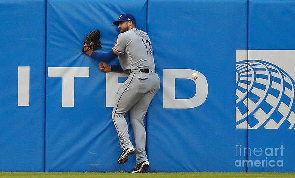 People Art Print featuring the photograph Joey Gallo by Jon Durr