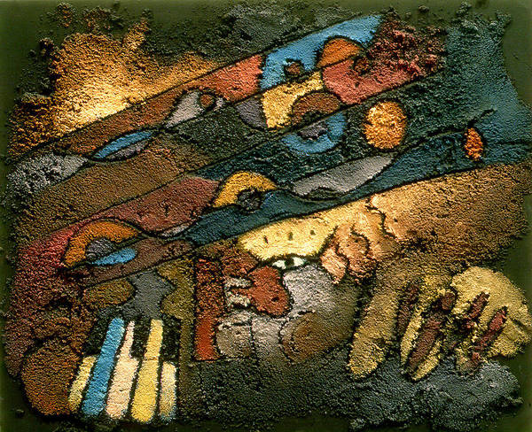 Piano Music Art Print featuring the painting Monica's Music by Ross Drago