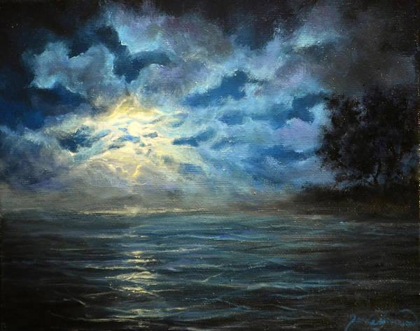 Moonlight Sonata by James Corwin