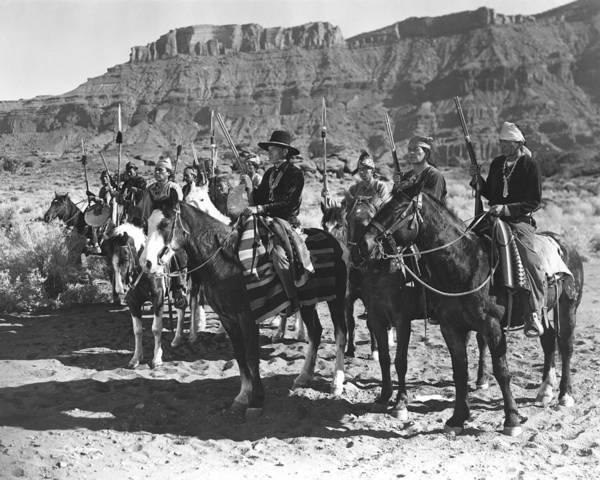 Arizona Art Print featuring the photograph Wagons Westward 3 by Bob Bradshaw