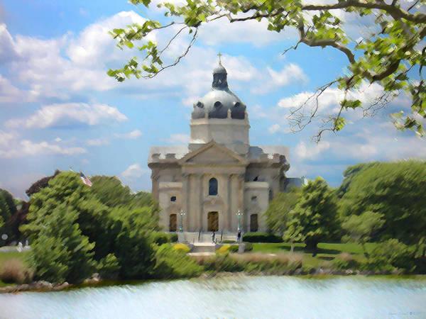Landscape Art Print featuring the digital art Saint Catharines by Steve Karol