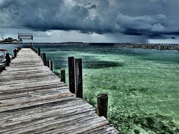 Caribbean Art Print featuring the photograph Abaco Islands, Bahamas by Cindy Ross