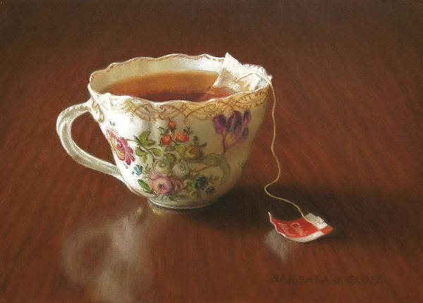 Still Life Art Print featuring the painting Classic Blend by Barbara Groff
