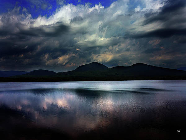 Nature Art Print featuring the photograph Ashokan Reservoir by Tom Romeo