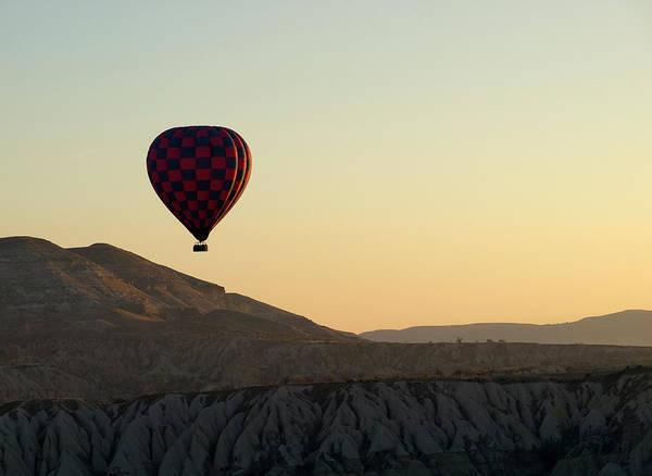Scenics Art Print featuring the photograph Cappadocia Valley by Julian Kaesler