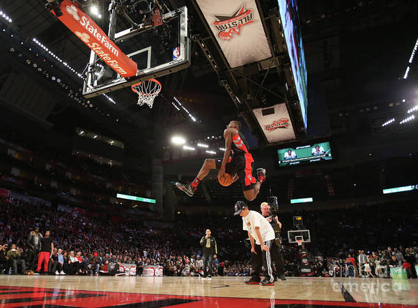Nba Pro Basketball Art Print featuring the photograph Terrence Ross by Nathaniel S. Butler