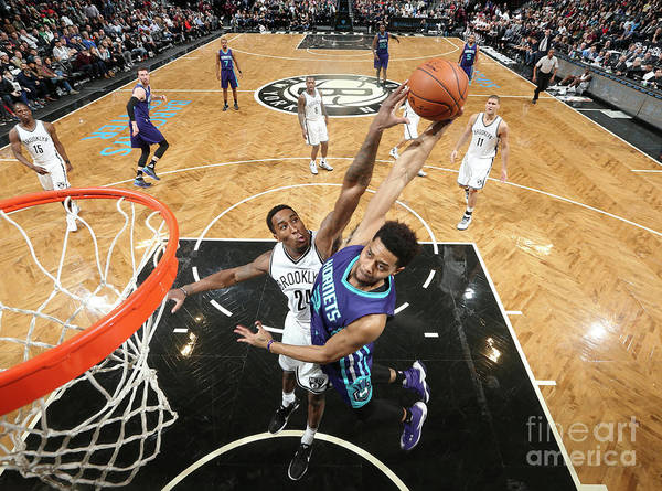 Nba Pro Basketball Art Print featuring the photograph Jeremy Lamb by Nathaniel S. Butler