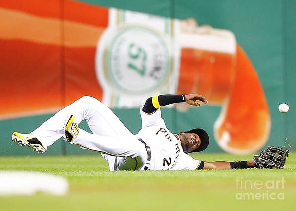 People Art Print featuring the photograph Andrew Mccutchen by Jared Wickerham