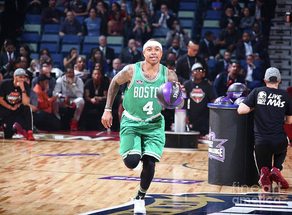 Event Art Print featuring the photograph Isaiah Thomas by Nathaniel S. Butler