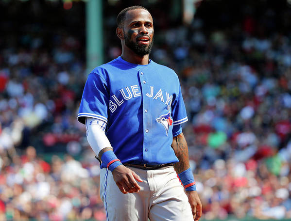 Three Quarter Length Art Print featuring the photograph Jose Reyes by Winslow Townson