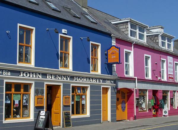 Irish Art Print featuring the photograph Strand Street in Dingle Ireland by Teresa Mucha
