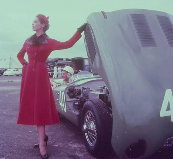 1950-1959 Art Print featuring the photograph Call A Mechanic by Zoltan Glass