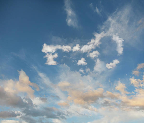California Art Print featuring the photograph The Key To Cloud Computing by John Lund
