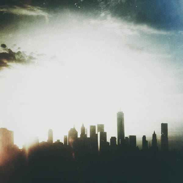 Skyline Art Print featuring the photograph Light And Shadow by Natasha Marco