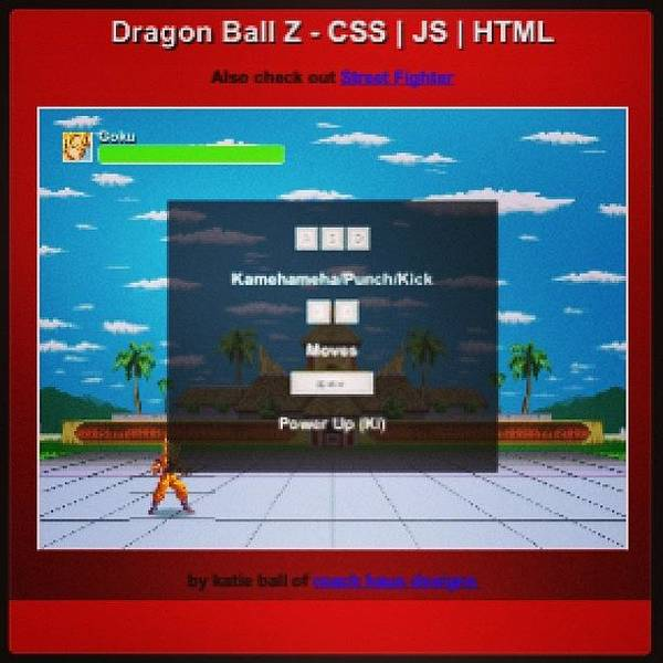 Code Art Print featuring the photograph #demo At #http://bit.ly/dbz-css #dbz by Katie Ball