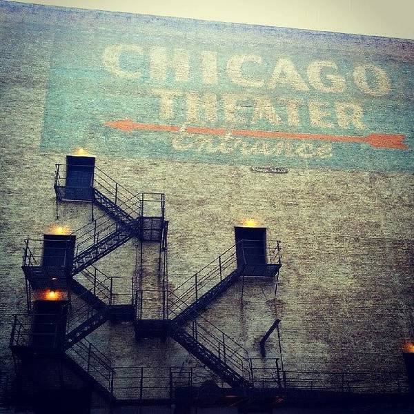 Chicago Art Print featuring the photograph Discovering Ghosts In Back Alleyways by Jill Tuinier