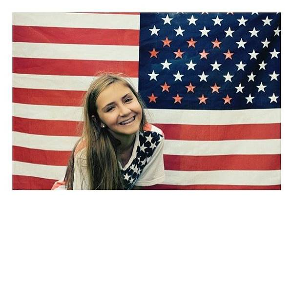 Art Print featuring the photograph God Blessed Amerika With Me by Sophie Giustiniano