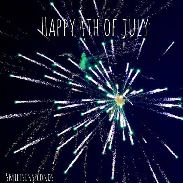 Amerika Art Print featuring the photograph #happy4thofjuly #4thjuly #4thofjuly by Smilesinseconds Bryant