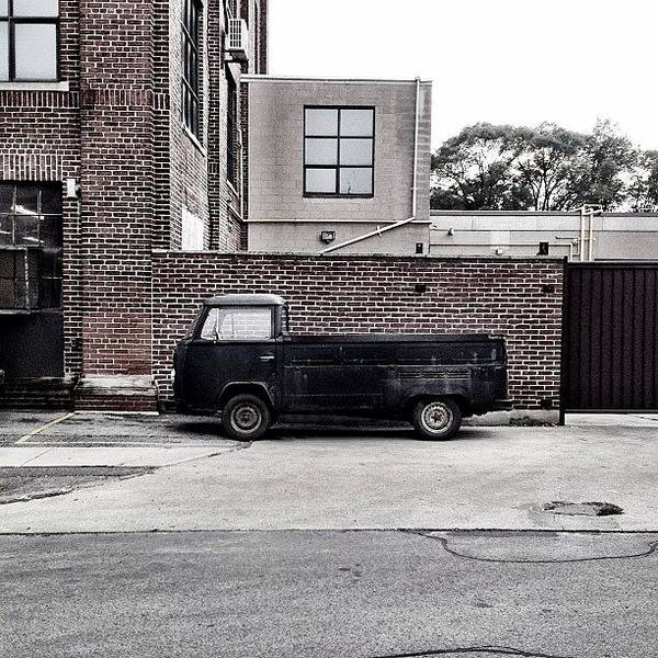 Car Art Print featuring the photograph Lorry by Kreddible Trout