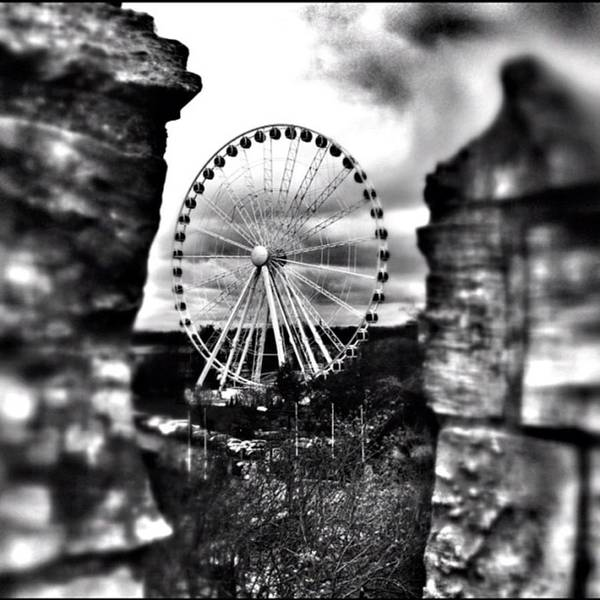 Building Art Print featuring the photograph Instagram Photo by Ritchie Garrod