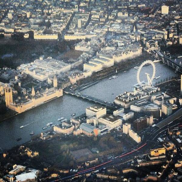 Picture Art Print featuring the photograph #londoneye #bigben #thetimes #river by Abdelrahman Alawwad