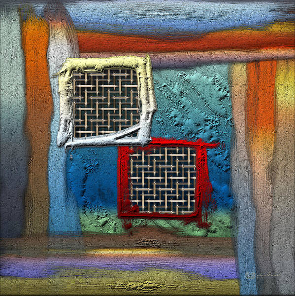 'abstracts Plus' Collection By Serge Averbukh Art Print featuring the photograph Obstructed Ocean View by Serge Averbukh