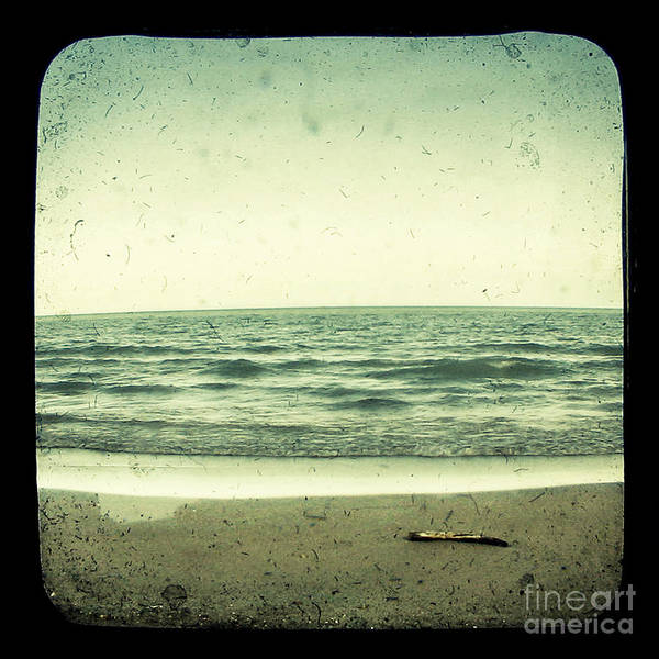 Ttv Art Print featuring the photograph Forget Yesterday by Dana DiPasquale