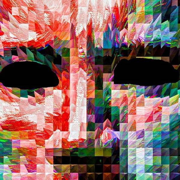 Eyes Art Print featuring the photograph Guess This Person. Do You Know Who It by David Haskett II