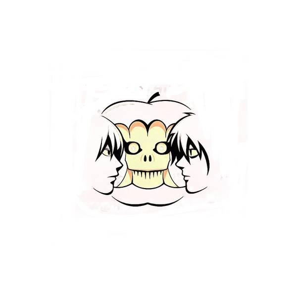 L DEATH NOTE POSTER PRINT BUY 2 GET 1 FREE RYUK LIGHT MATTE WALL ART