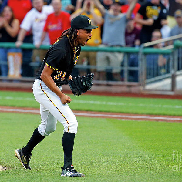 Second Inning Art Print featuring the photograph Chris Archer by Justin K. Aller
