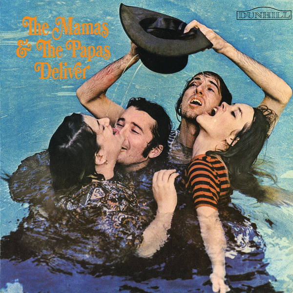 Deliver by The Mamas and The Papas by Music N Film Prints