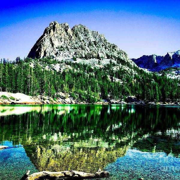 Mammoth Art Print featuring the photograph Majestic Mammoth Lakes by Rachelle