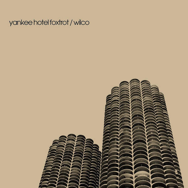 Yankee Hotel Foxtrot by Wilco by Music N Film Prints
