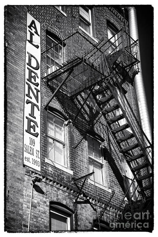 Al Dente Art Print featuring the photograph Al Dente by John Rizzuto