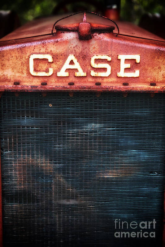 Case Art Print featuring the photograph Case by John Rizzuto