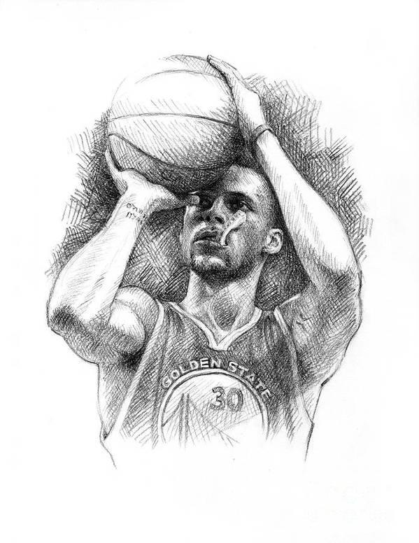 Steph  Curry by Jason Reisig