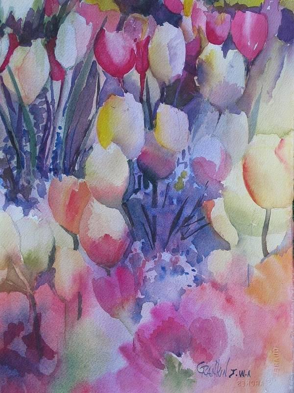 Tulip Time by Grace Rankin