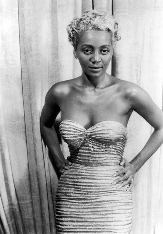 1953 Print featuring the photograph Joyce Bryant, 1953 by Granger