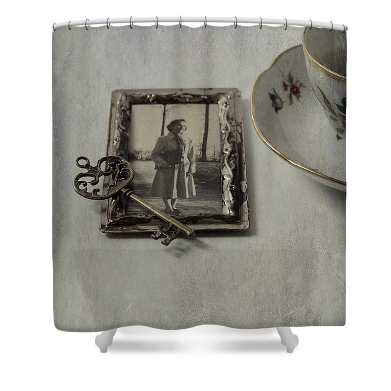 Coffee Shower Curtain featuring the photograph Time For Coffee by Joana Kruse