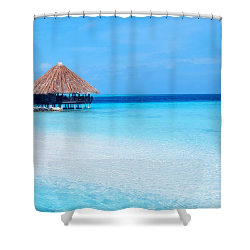 Cabana Bay Beach Resort Shower Curtains | Fine Art America